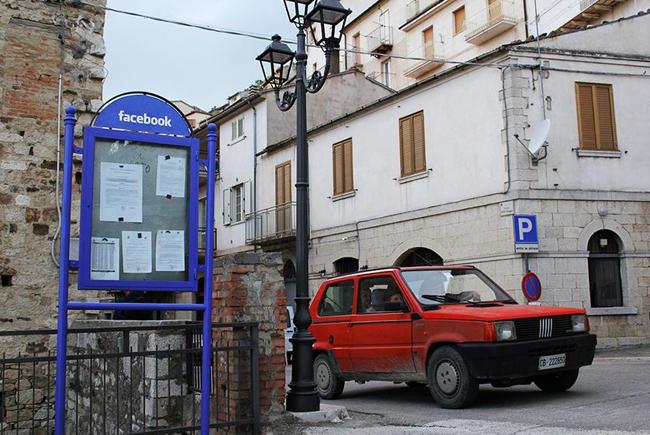 Facebook Web 0.0 di Biancoshock