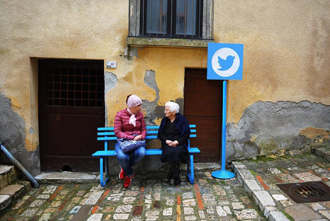 Twitter Web 0.0 di Biancoshock
